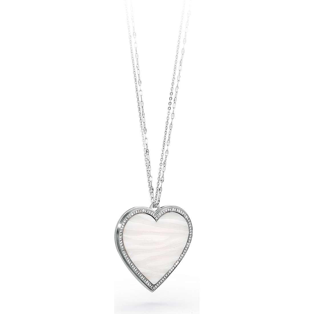 necklace woman jewellery Brosway Rever BRV02