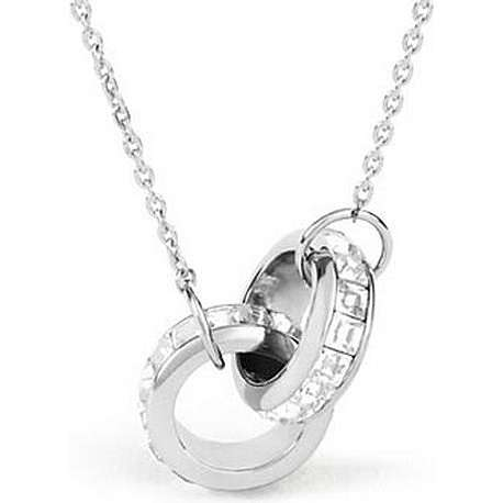 necklace woman jewellery Brosway Romeo & Juliet BRJ06