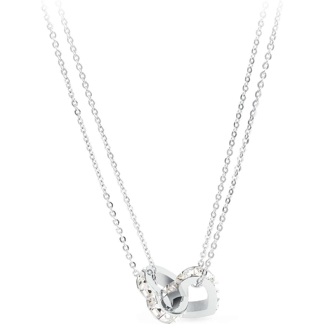 necklace woman jewellery Brosway Romeo & Juliet BRJ07