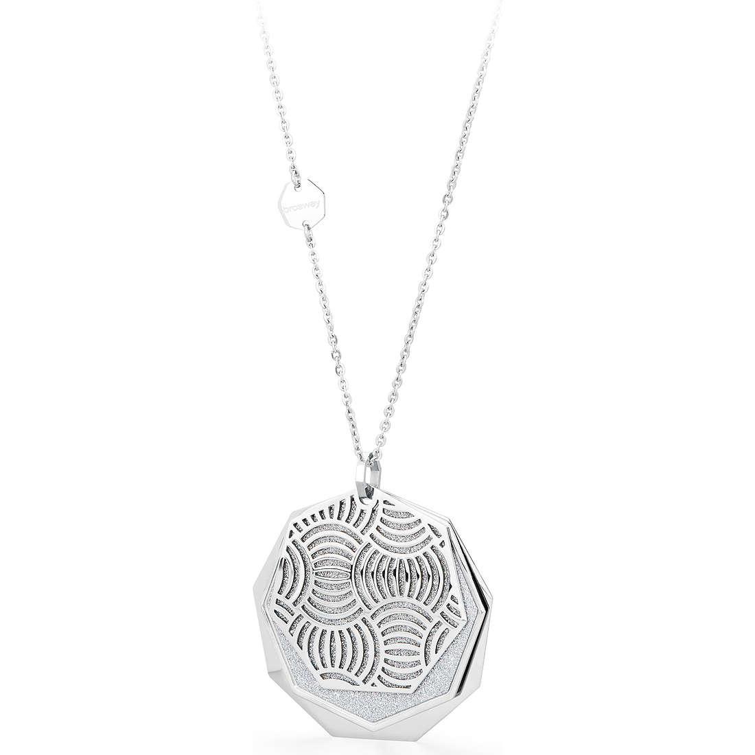 necklace woman jewellery Brosway Spirit BPR01