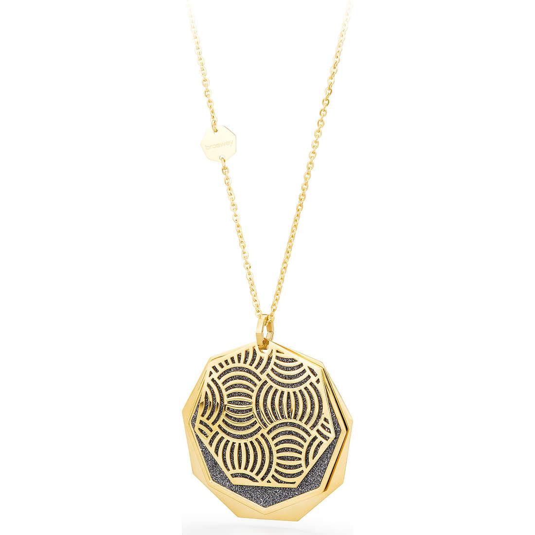 necklace woman jewellery Brosway Spirit BPR02