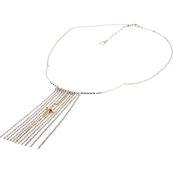 necklace woman jewellery Cesare Paciotti JPCL0763B