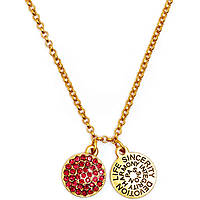 necklace woman jewellery Chrysalis Buona Fortuna CRNT0107GP