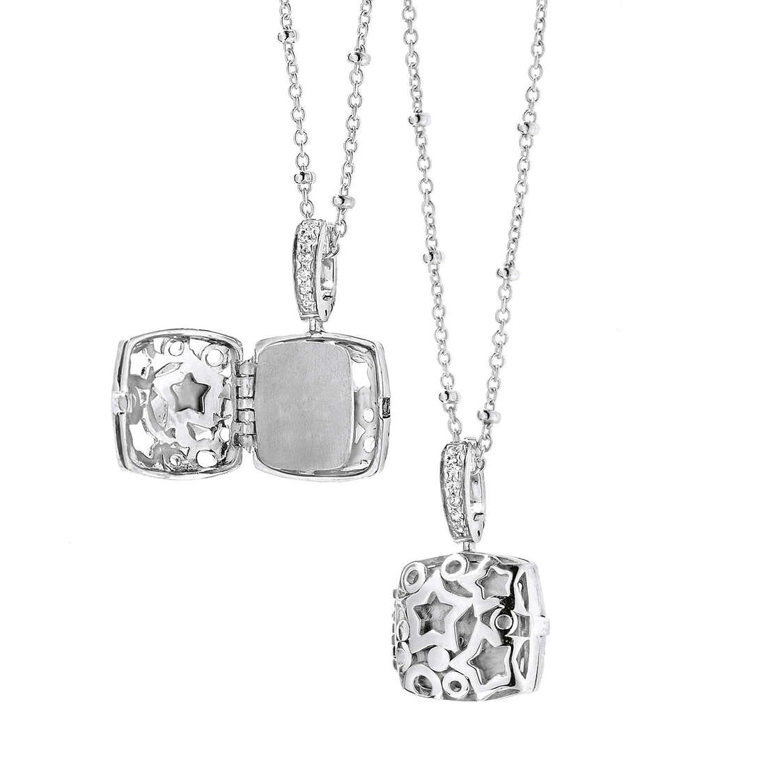 necklace woman jewellery Comete Argento 925 GLA 102