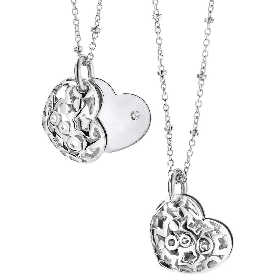 necklace woman jewellery Comete Argento 925 GLA 103