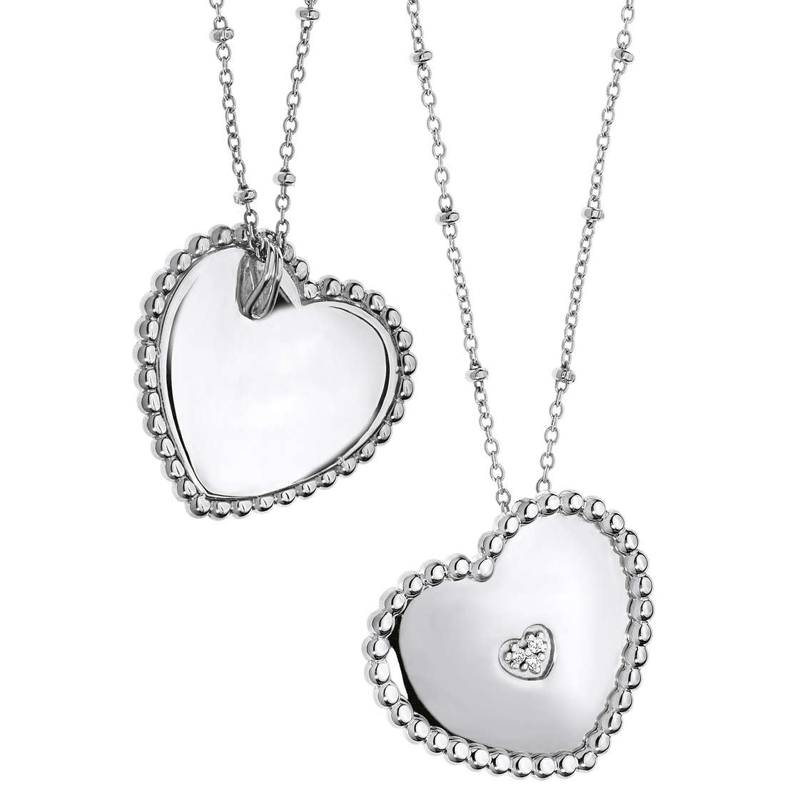 necklace woman jewellery Comete Argento 925 GLA 110