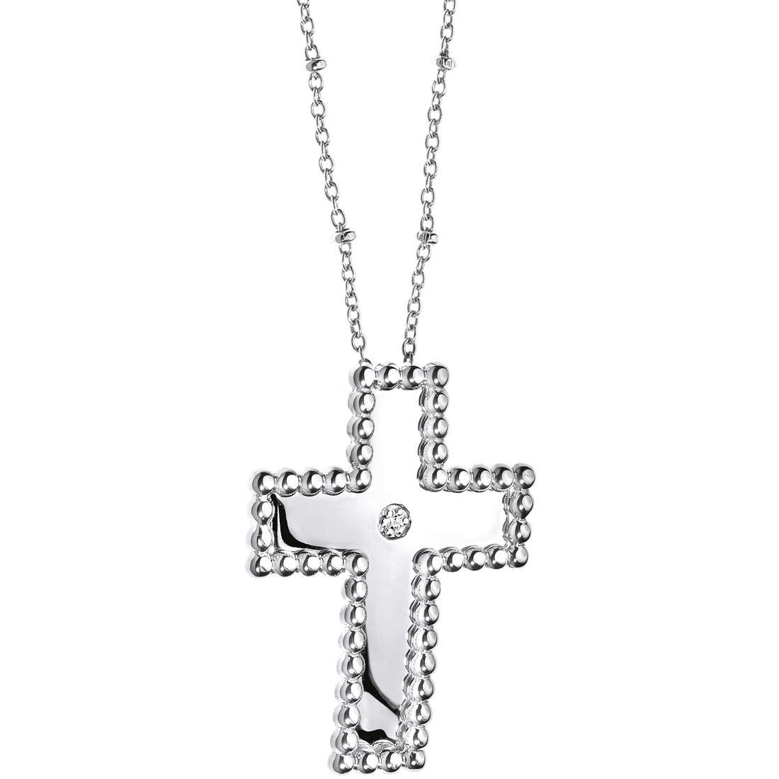 necklace woman jewellery Comete Argento 925 GLA 111