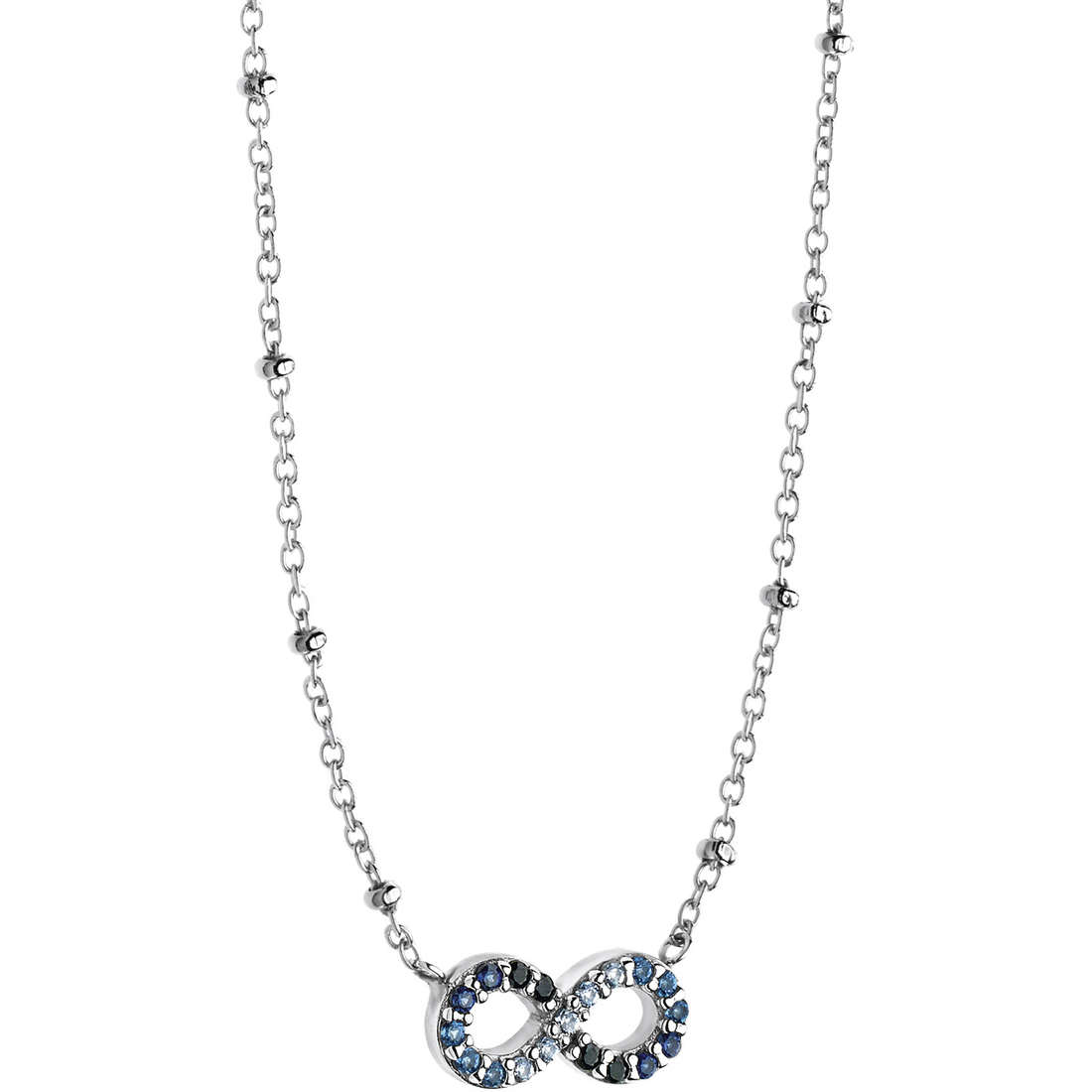 necklace woman jewellery Comete Argento 925 GLA 122