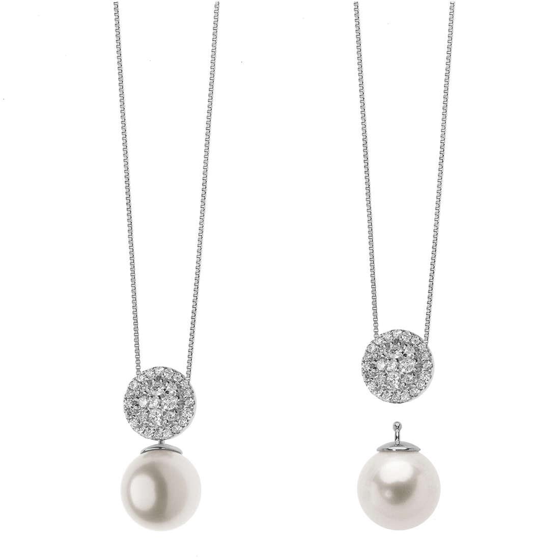 necklace woman jewellery Comete Bianca GLP 515