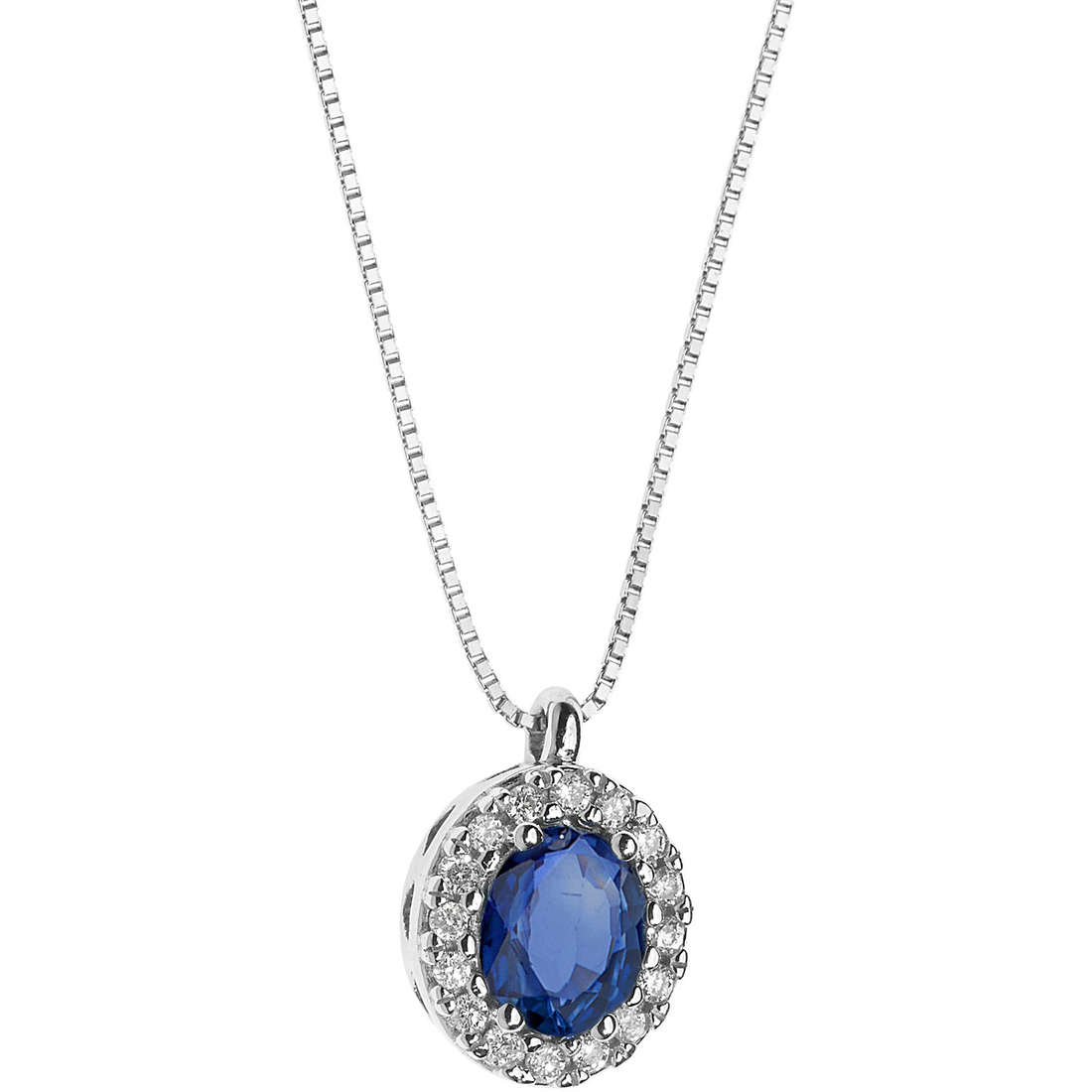 necklace woman jewellery Comete Classic 07/14 GLB 1156