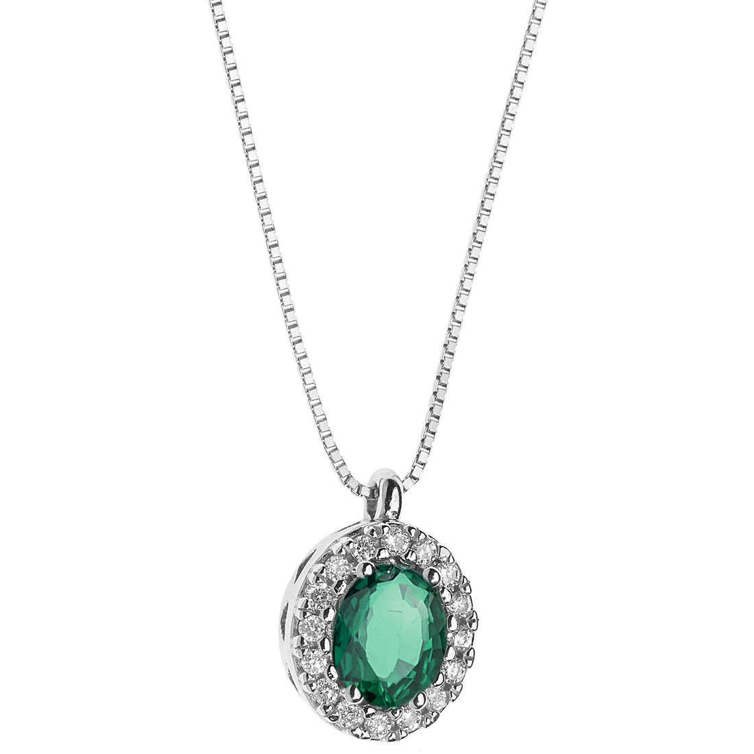 necklace woman jewellery Comete Classic 07/14 GLB 1158