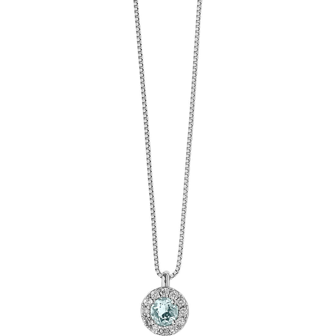 necklace woman jewellery Comete Fantasia Di Acquamarina GLQ 262