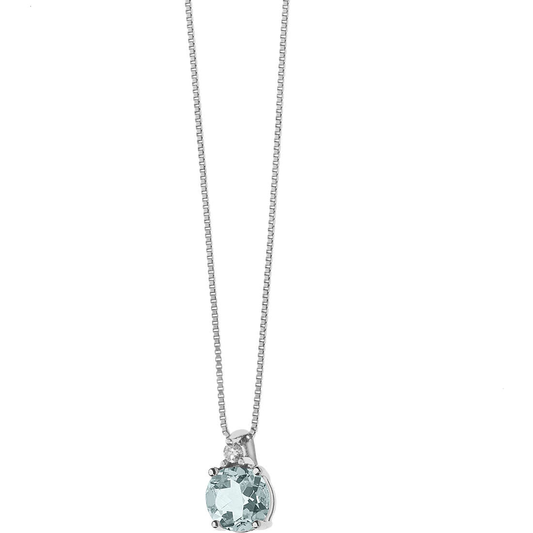 necklace woman jewellery Comete Fantasia Di Acquamarina GLQ 264