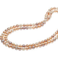 necklace woman jewellery Comete Fantasie di perle FBQ 122