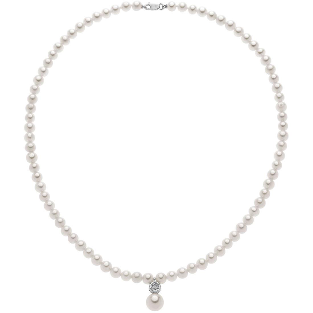 necklace woman jewellery Comete Fantasie di perle FWQ 246