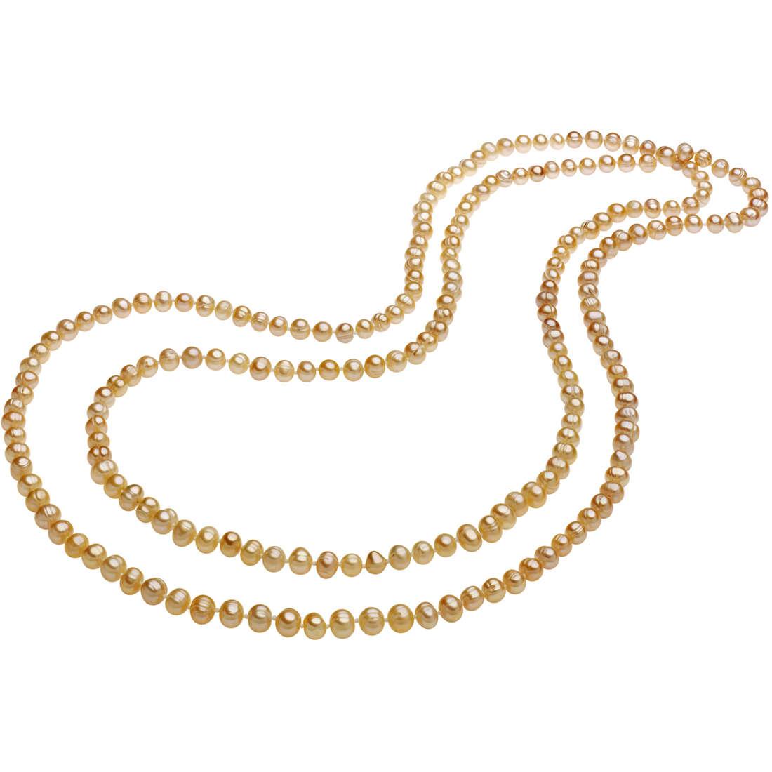 necklace woman jewellery Comete Fantasie di perle FWQ 248