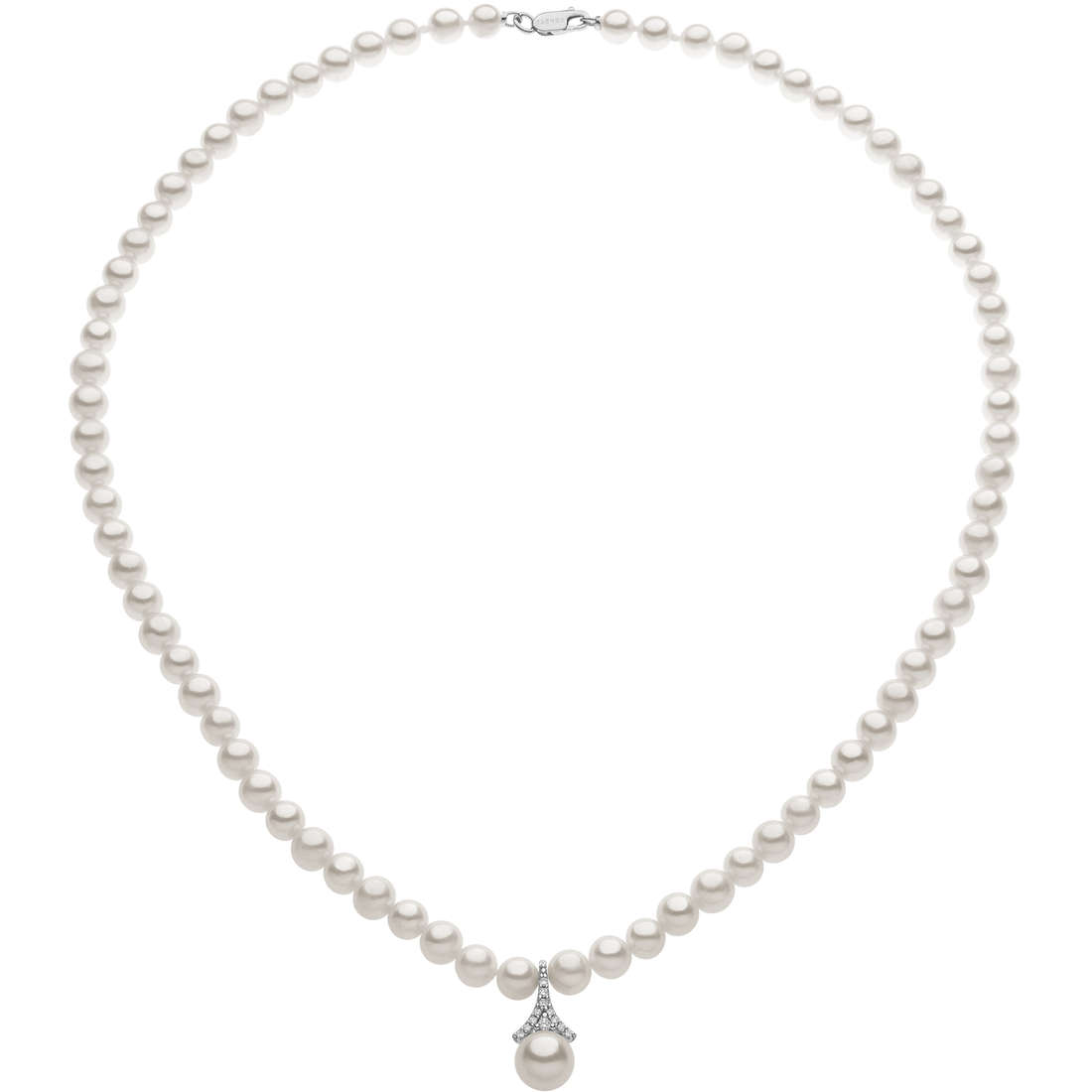 necklace woman jewellery Comete Fantasie di perle FWQ 251