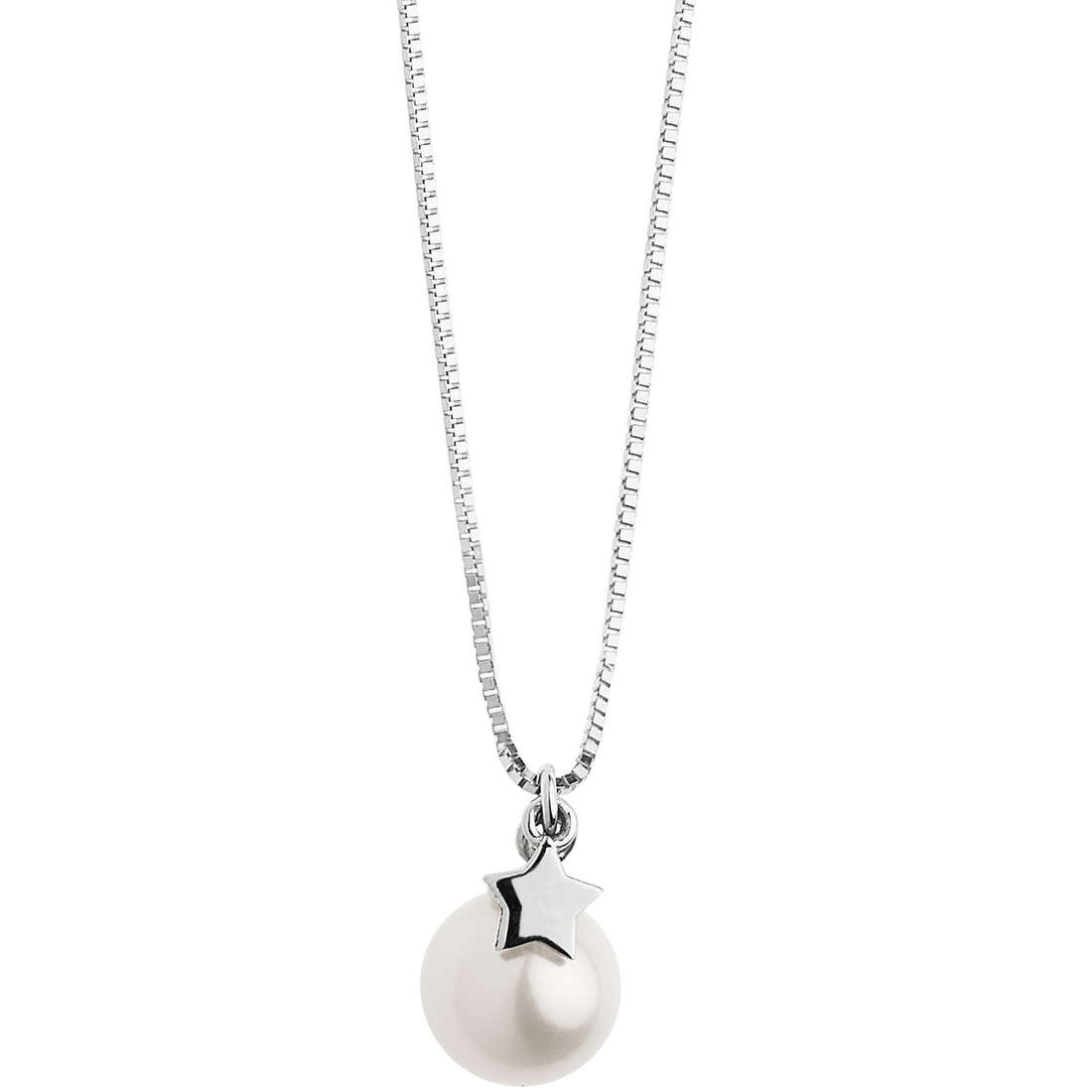 necklace woman jewellery Comete Fantasie di perle GLP 477