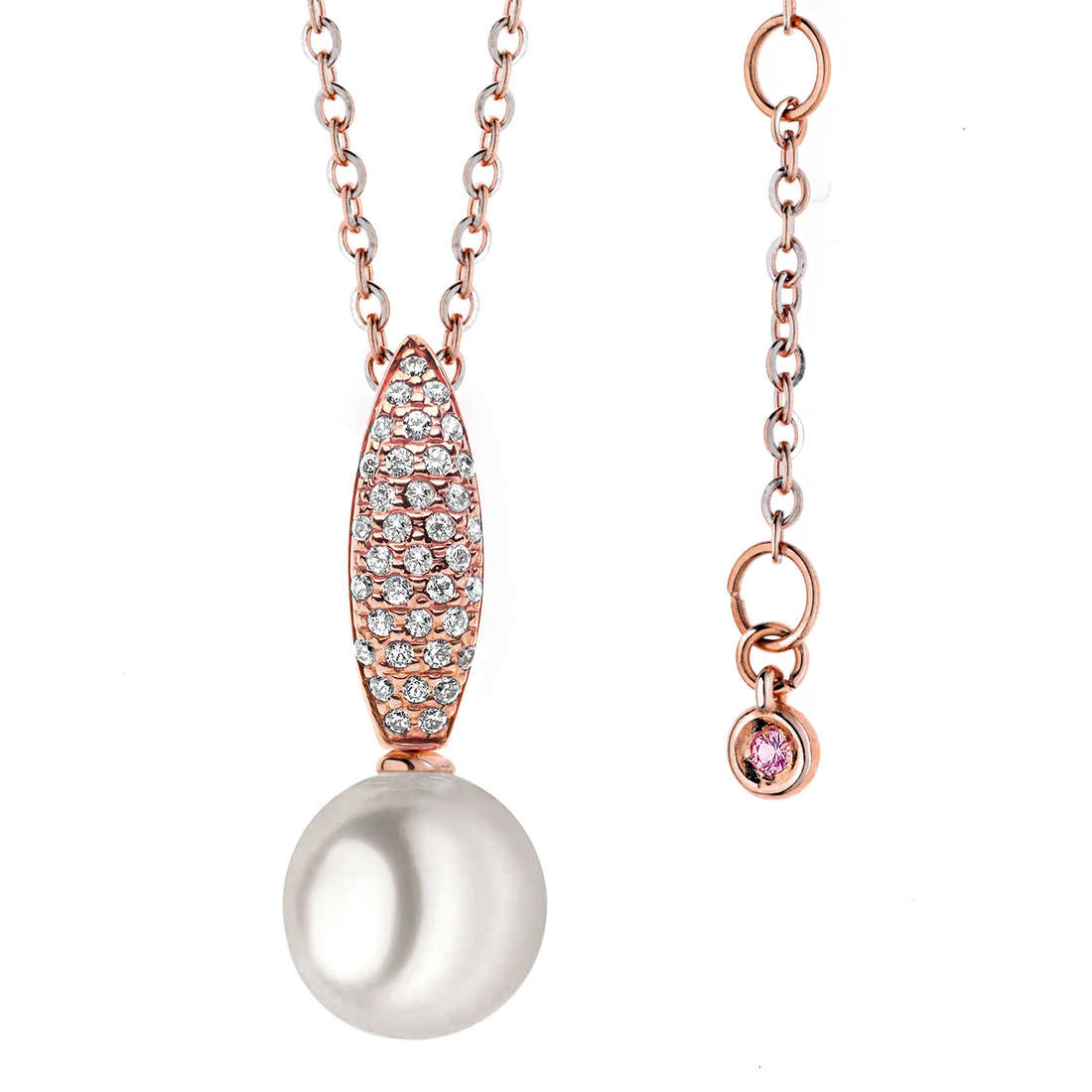 necklace woman jewellery Comete GLP 389