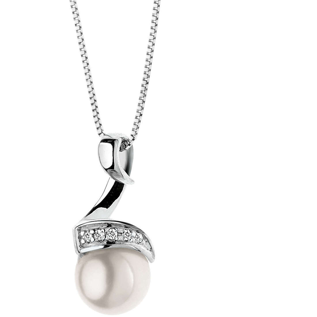 necklace woman jewellery Comete GLP 395