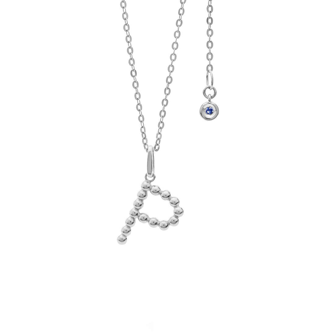 necklace woman jewellery Comete Letterine GLB 1091