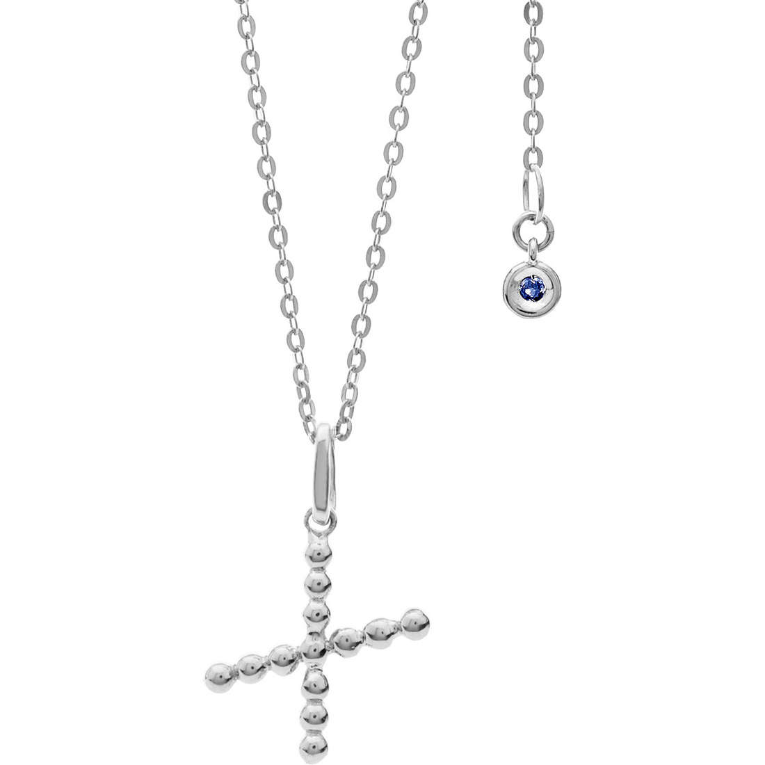 necklace woman jewellery Comete Letterine GLB 1099