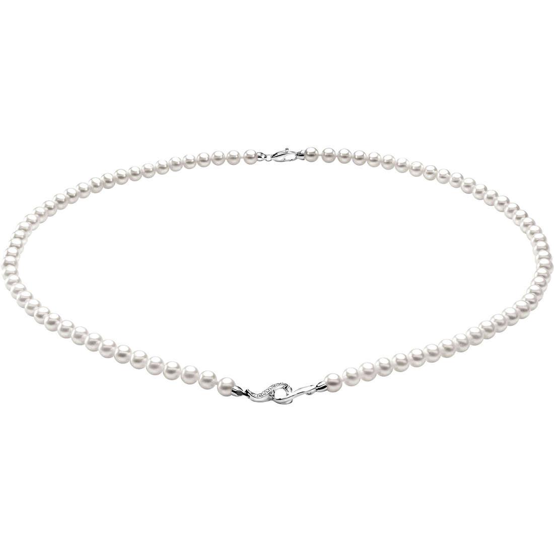 necklace woman jewellery Comete Perla FWQ 115