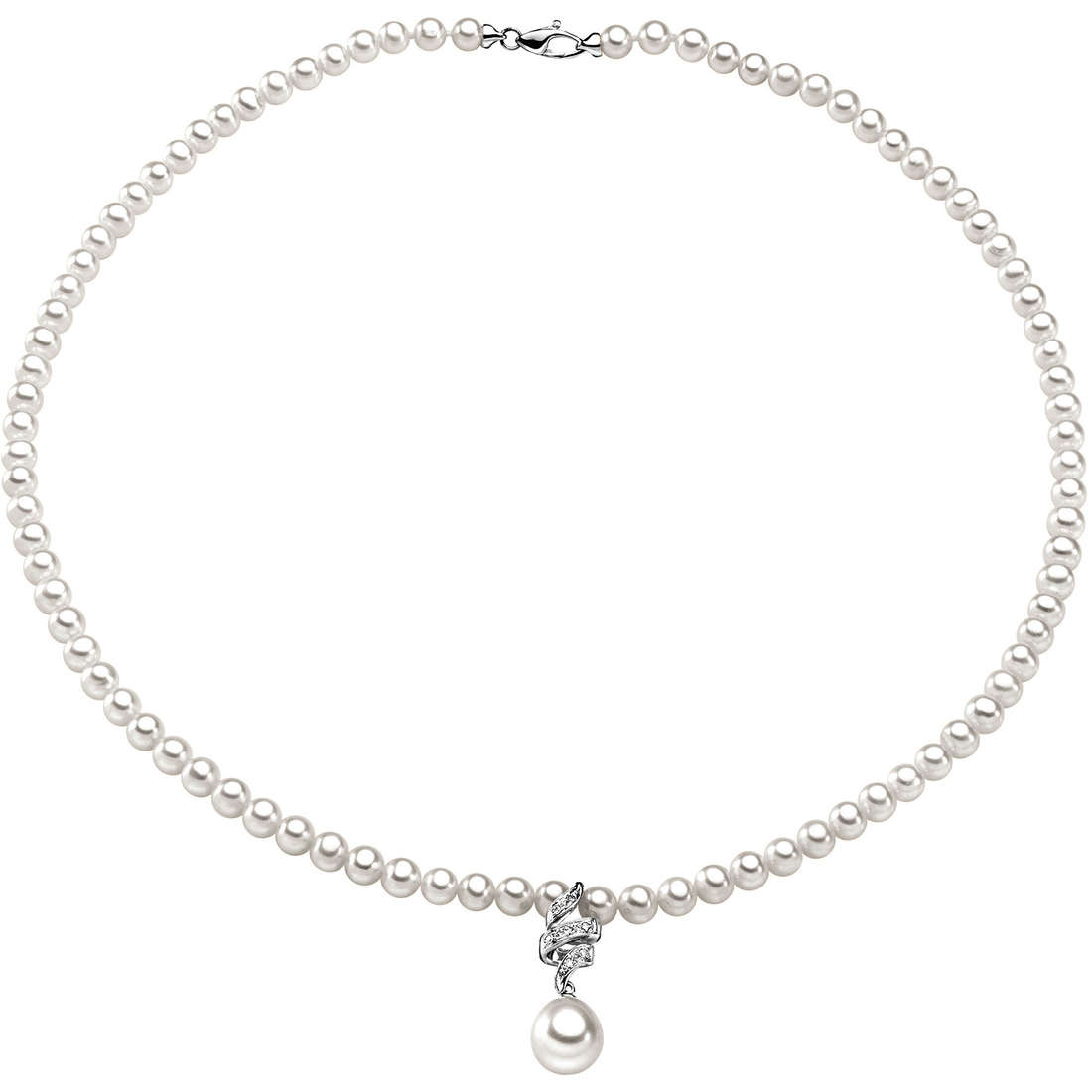 necklace woman jewellery Comete Perla FWQ 117