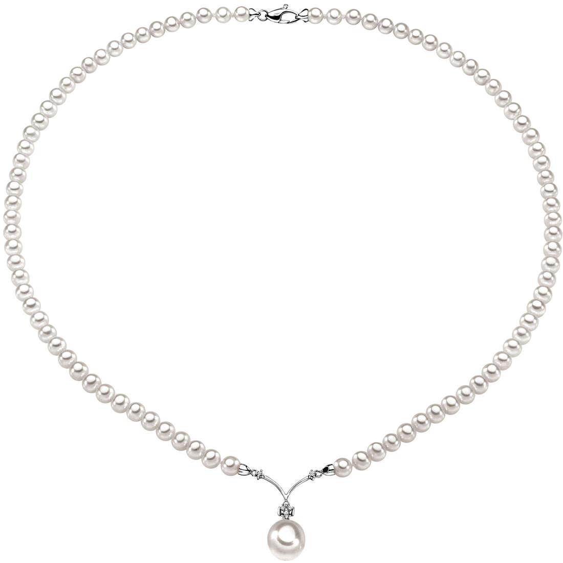 necklace woman jewellery Comete Perla FWQ 118