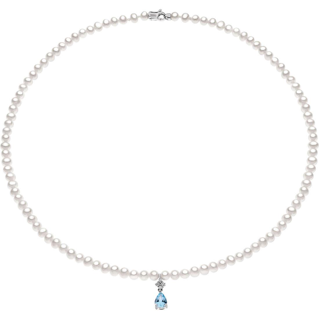 necklace woman jewellery Comete Perla FWQ 132