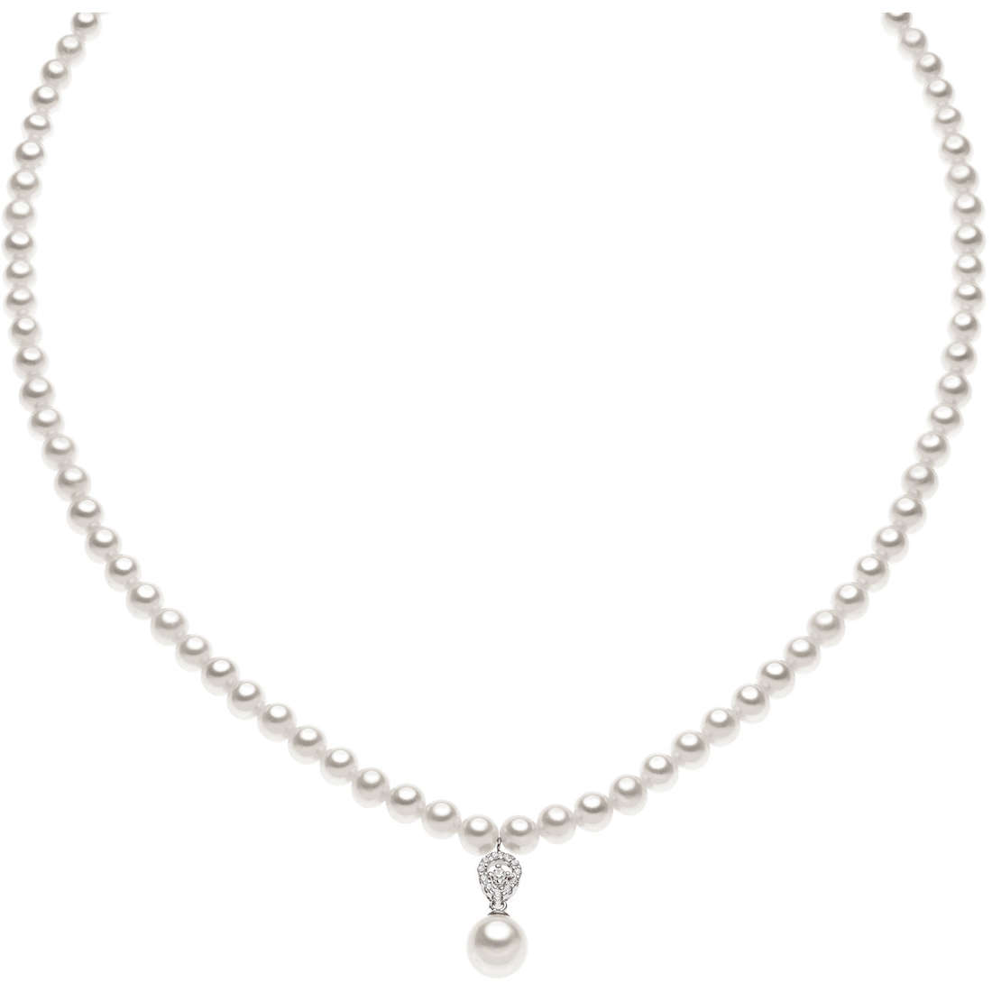 necklace woman jewellery Comete Perla FWQ 145