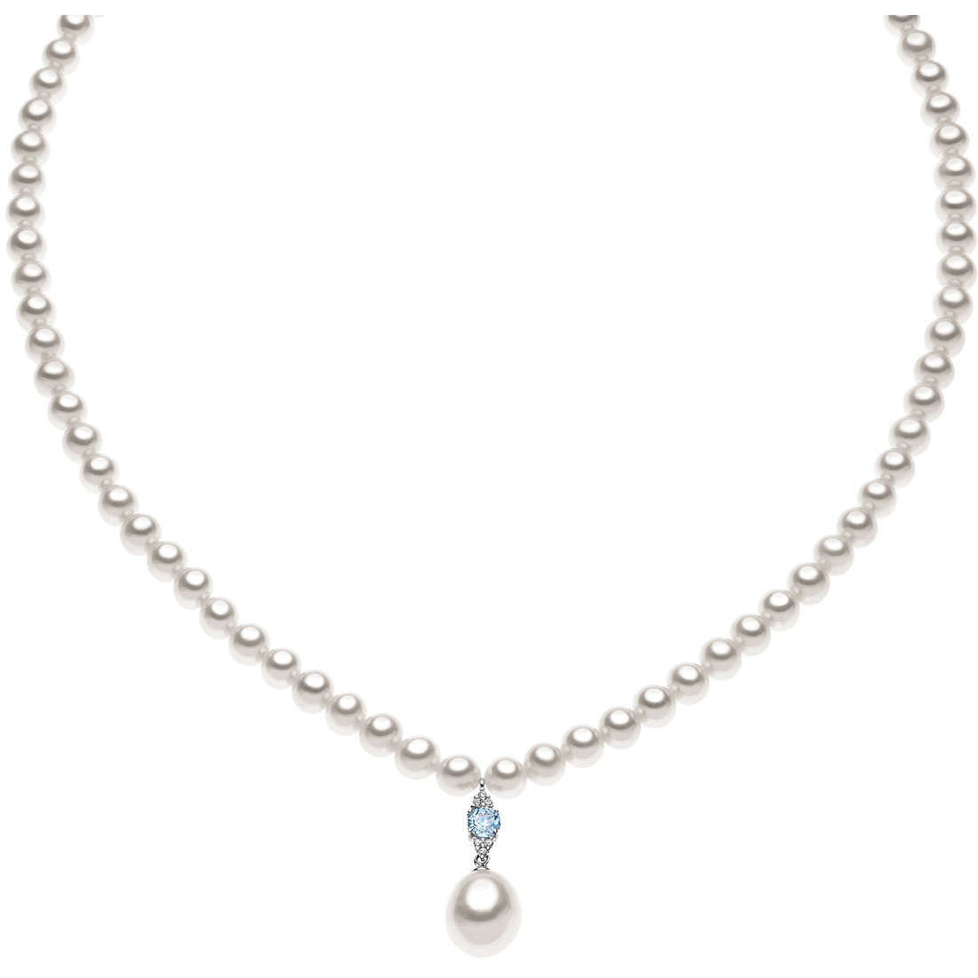 necklace woman jewellery Comete Perla FWQ 146
