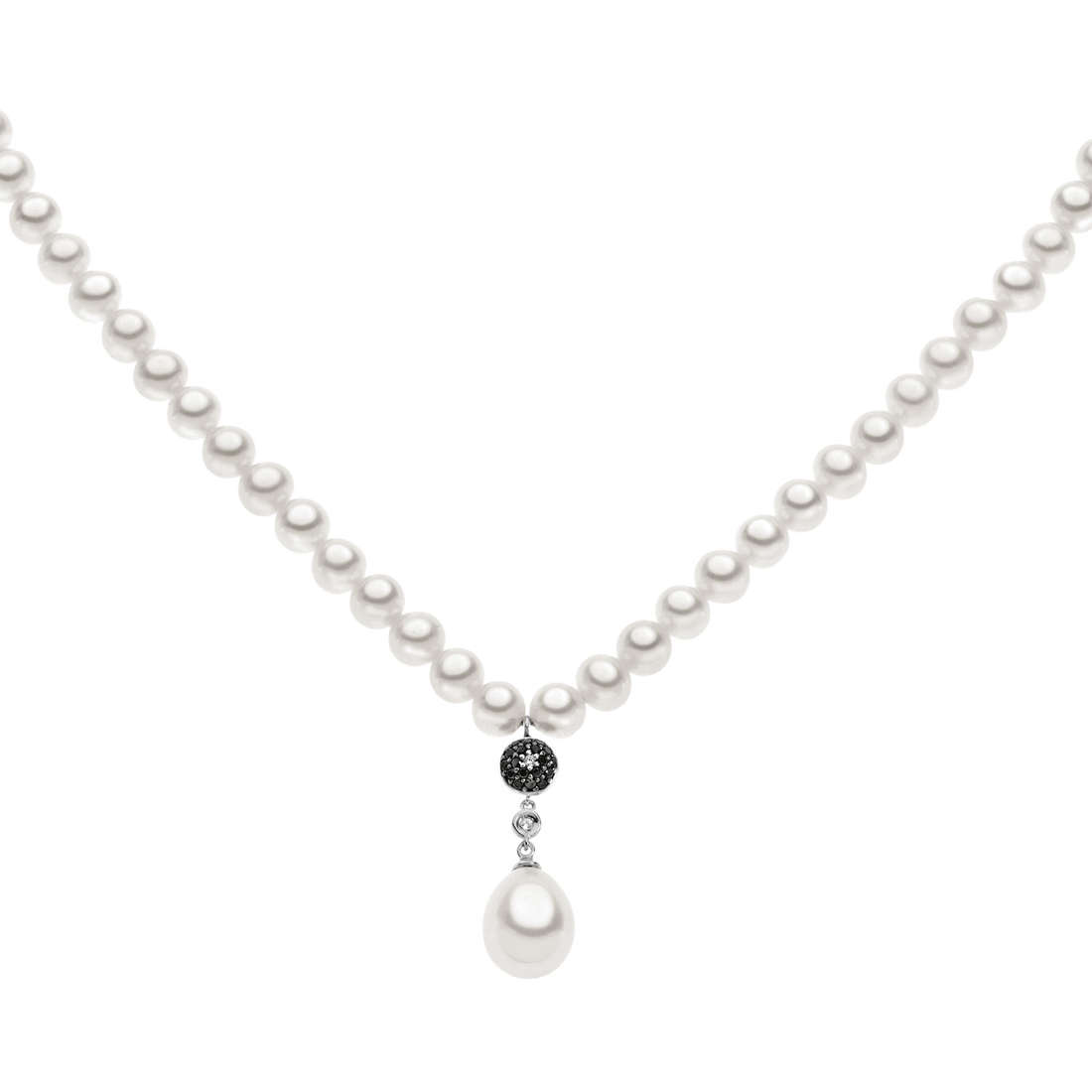 necklace woman jewellery Comete Perla FWQ 162