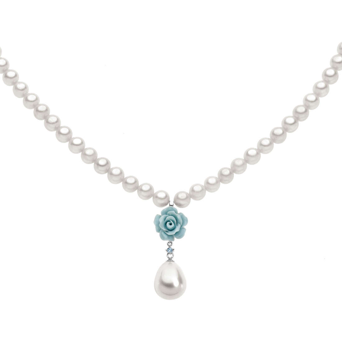 necklace woman jewellery Comete Perla FWQ 163