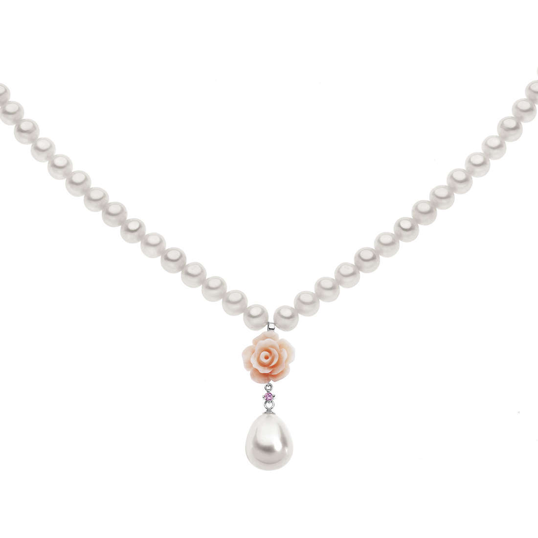 necklace woman jewellery Comete Perla FWQ 164