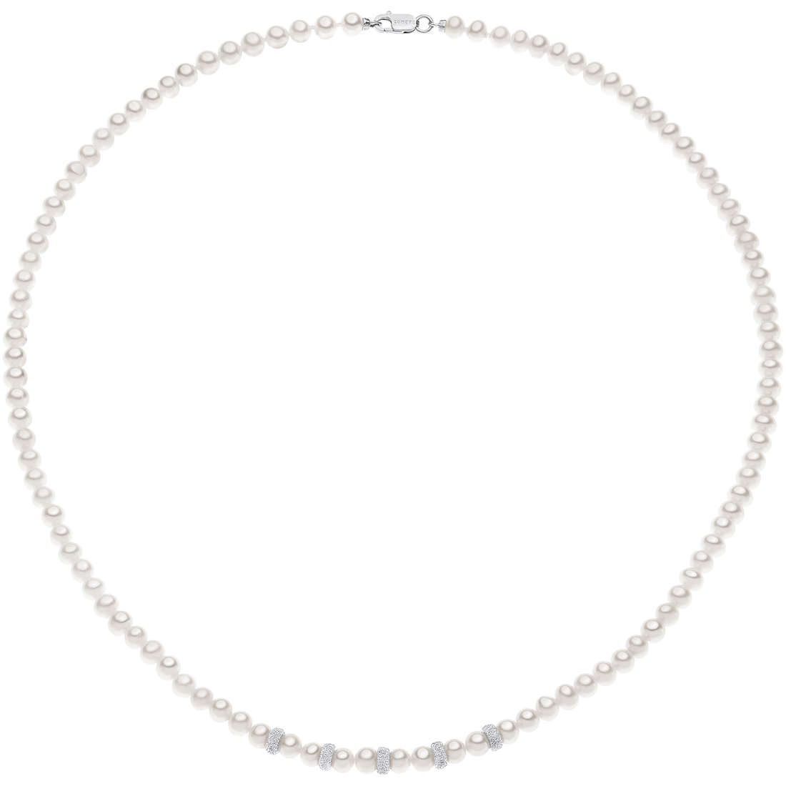 necklace woman jewellery Comete Perla FWQ 187
