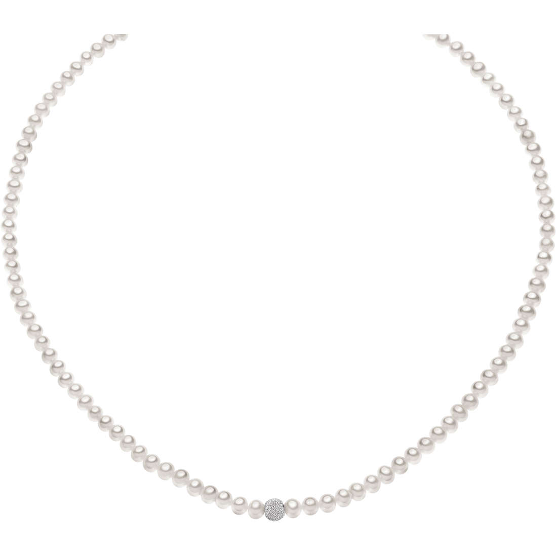necklace woman jewellery Comete Perla FWQ 196 B