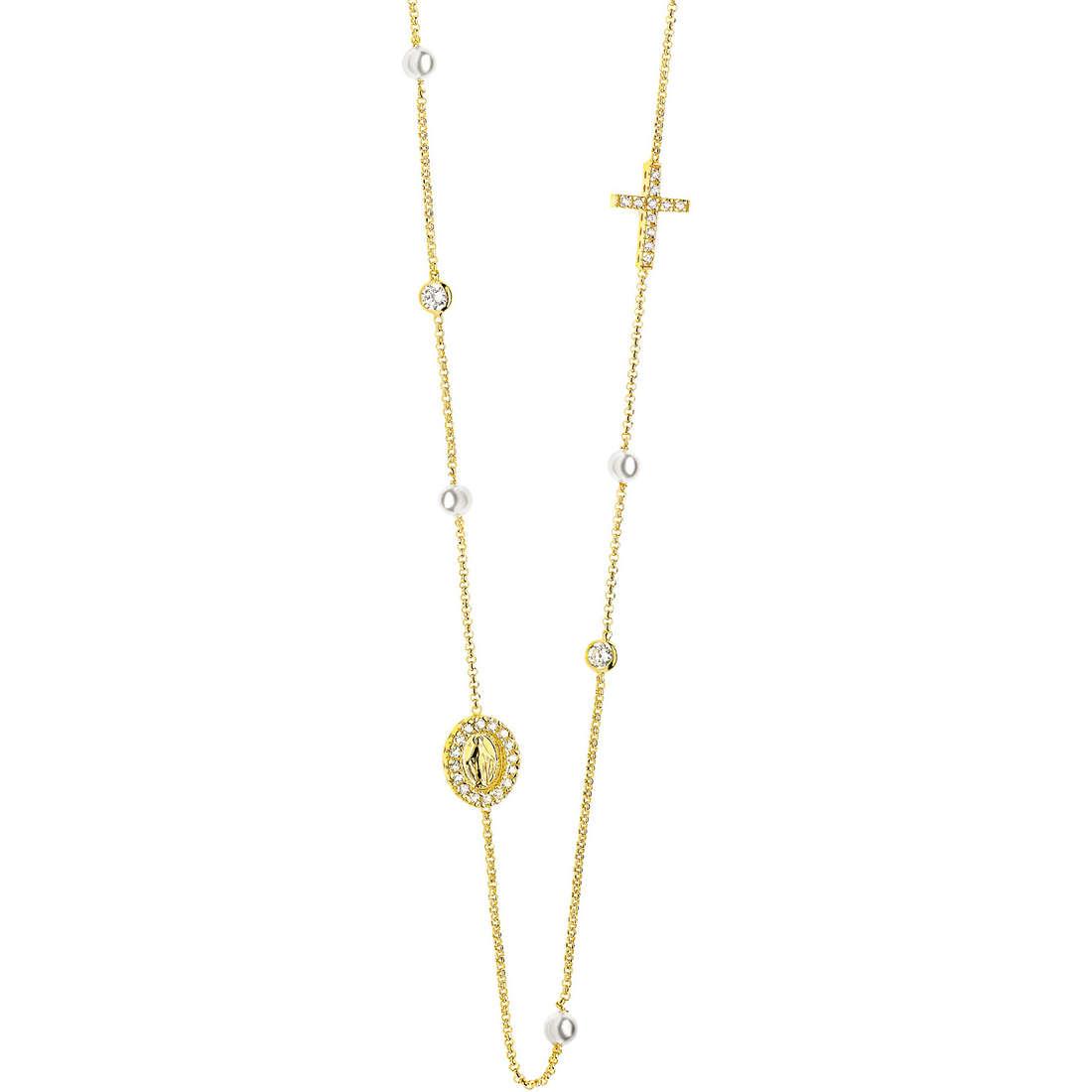 necklace woman jewellery Comete Perla GLA 120