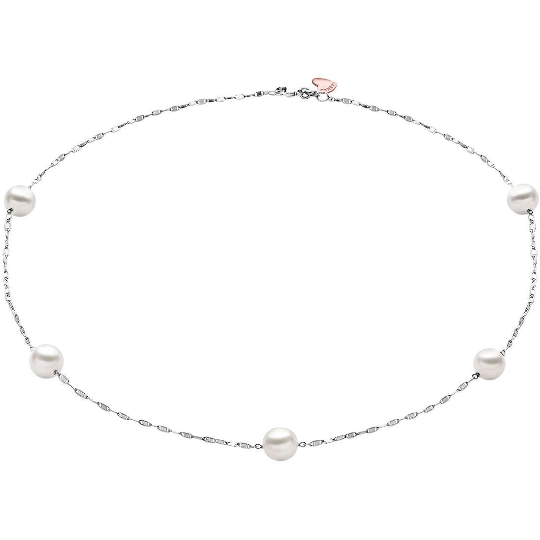 necklace woman jewellery Comete Perla GLP 289
