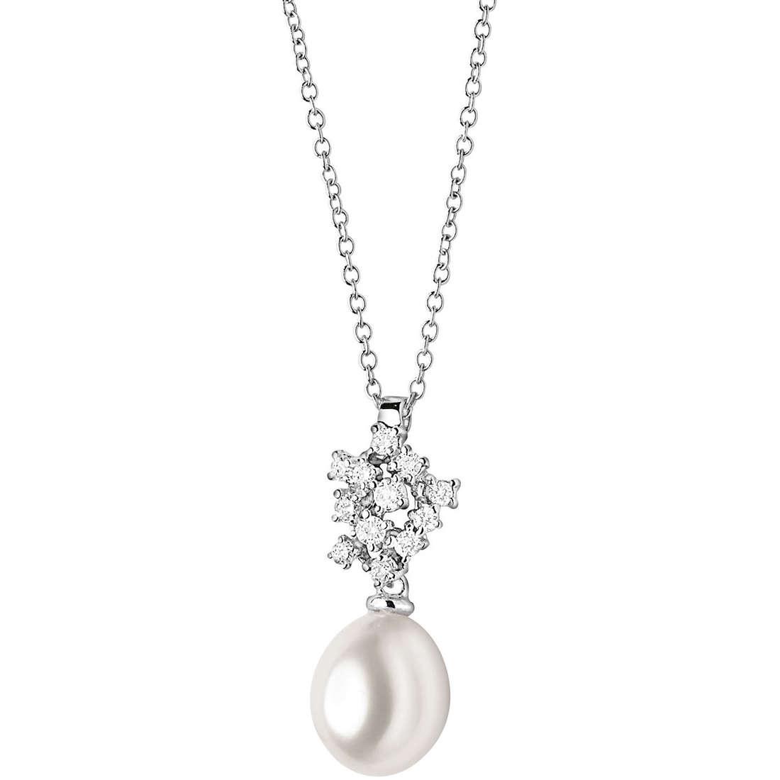 necklace woman jewellery Comete Perla GLP 359