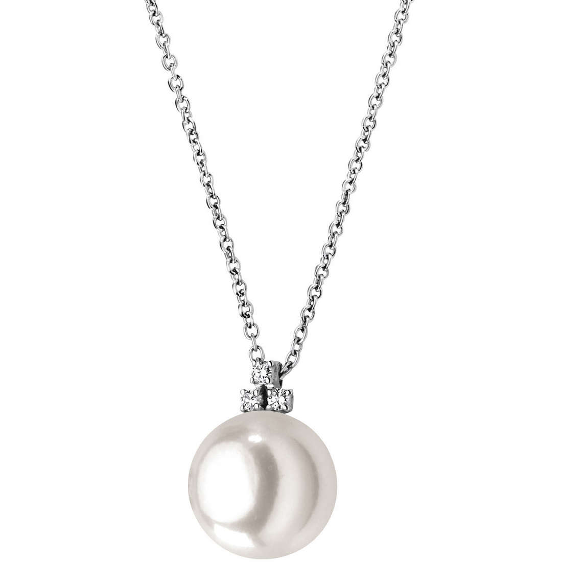 necklace woman jewellery Comete Perla GLP 364