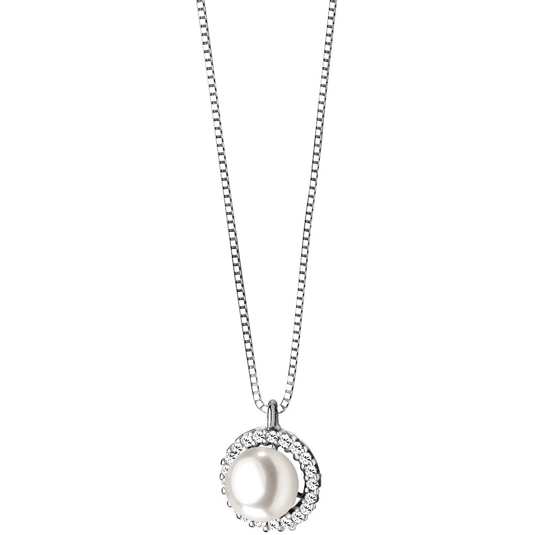 necklace woman jewellery Comete Perla GLP 376