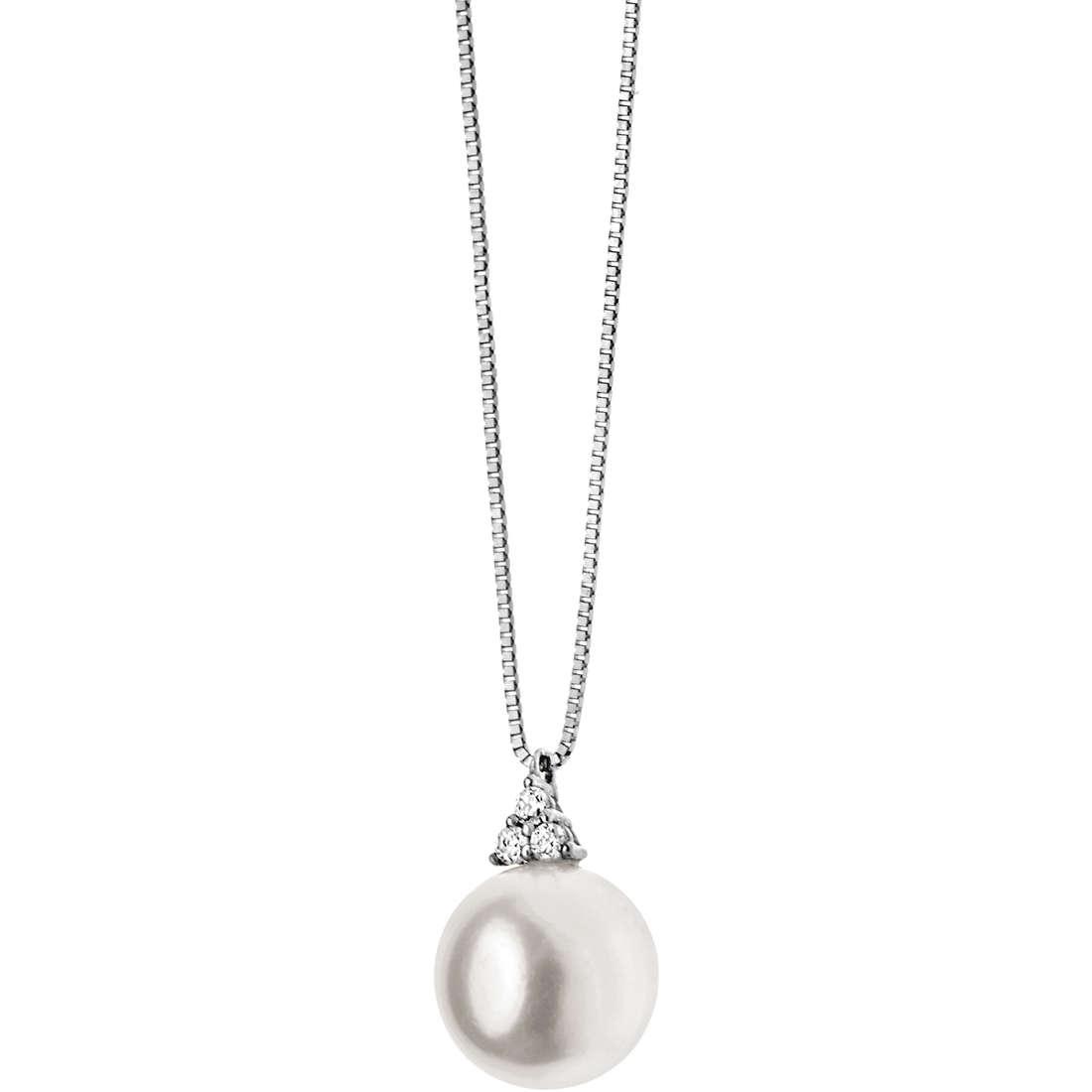 necklace woman jewellery Comete Perla GLP 430