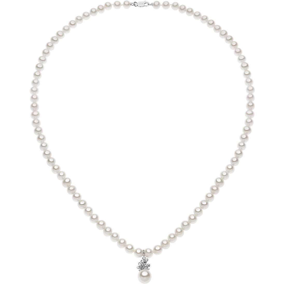 necklace woman jewellery Comete Perle FWQ 220