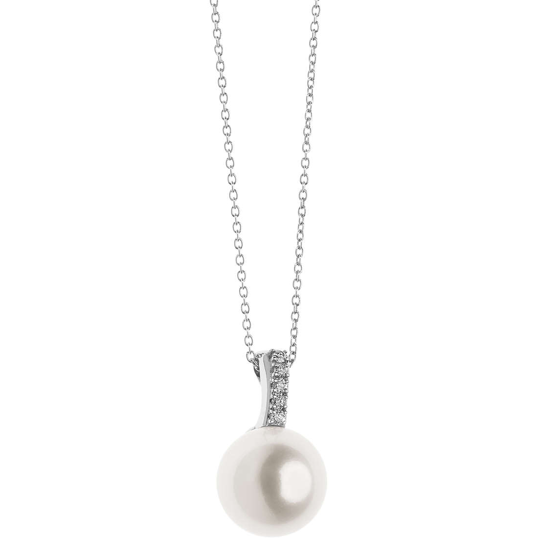 necklace woman jewellery Comete Perle GLP 482