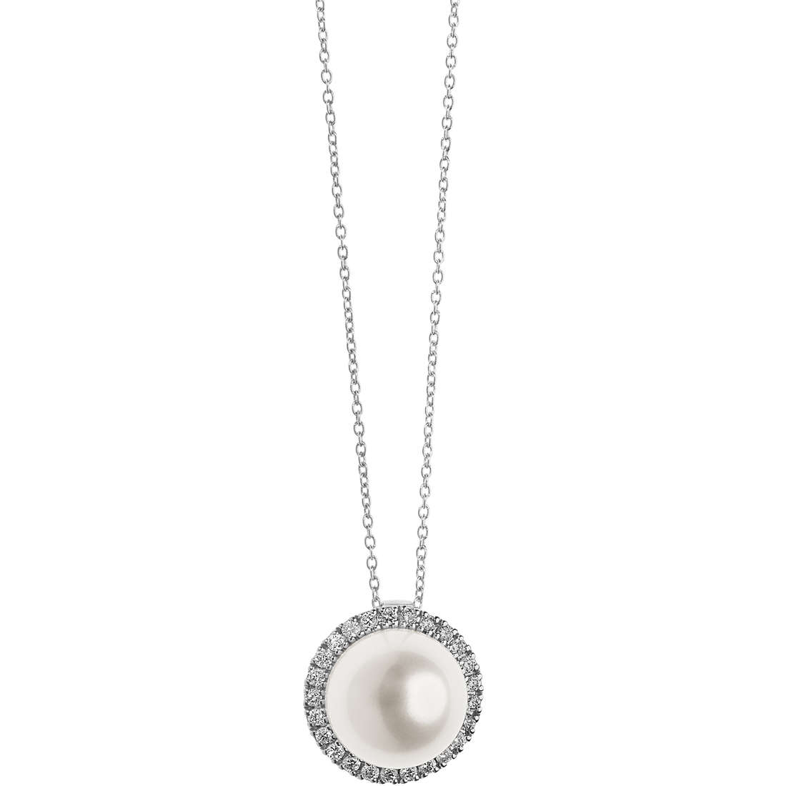 necklace woman jewellery Comete Perle GLP 484