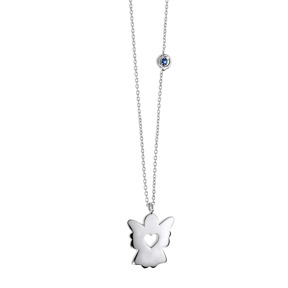 necklace woman jewellery Comete Pietre preziose colorate GLB 802