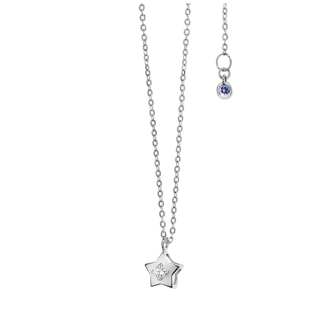 necklace woman jewellery Comete Pietre preziose colorate GLB 888