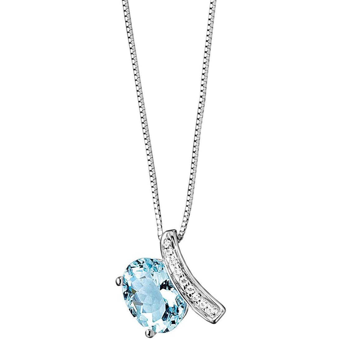 necklace woman jewellery Comete Pietre preziose colorate GLQ 211