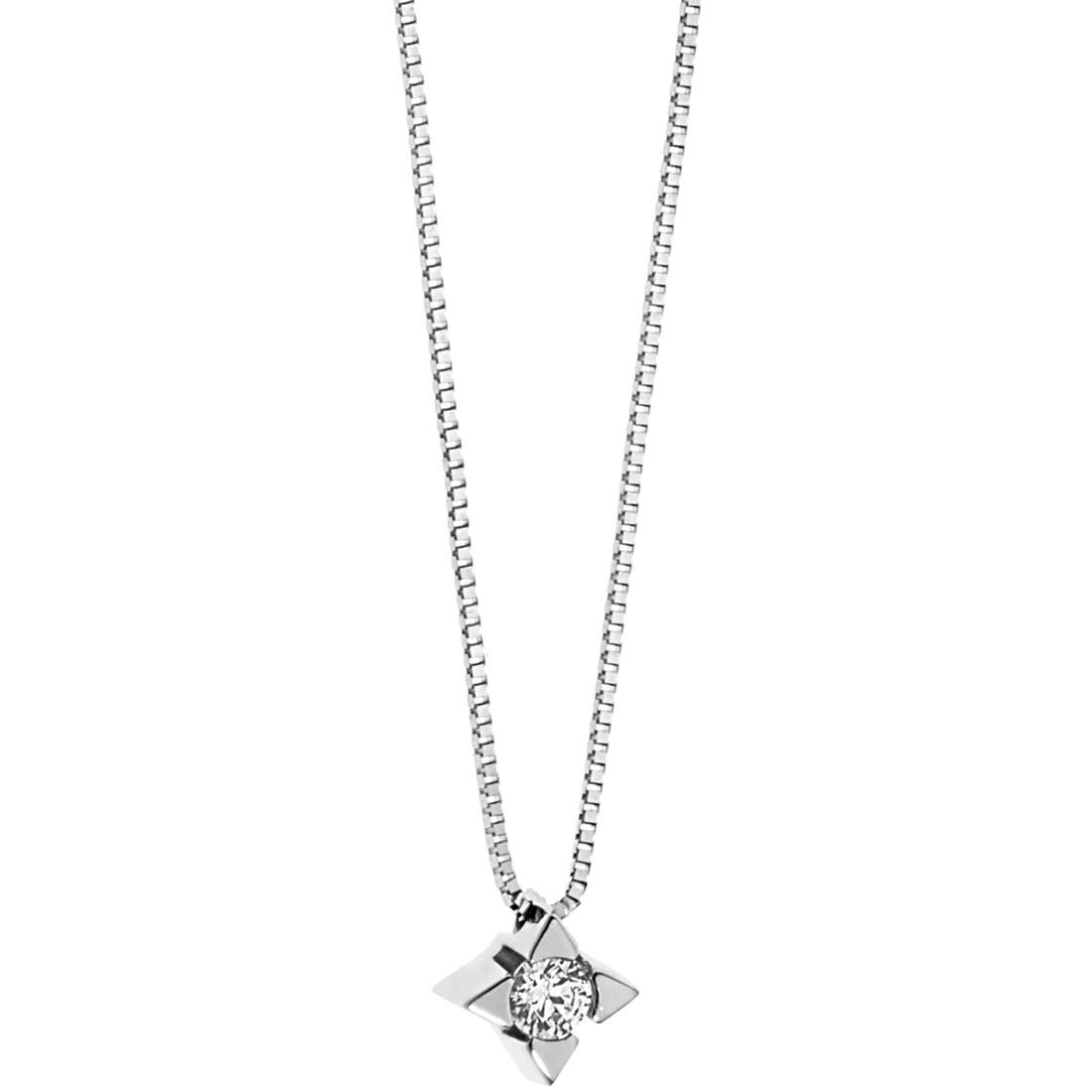 necklace woman jewellery Comete Punti Luce GLB 1277